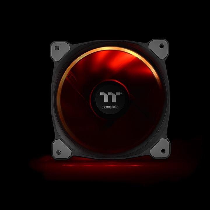 Thermaltake Riing Plus 12 RGB Radiator Fan TT Premium Edition 3-Pack CL-F053-PL12SW-A