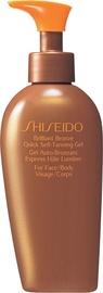 Shiseido Sun Care Brilliant Bronze Self-Tanning Gel 150ml