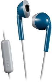 JVC HA-F19M In-Ear Earphones Blue