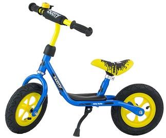 Milly Mally Dusty 10'' Balance Bike Blue Yellow 3227