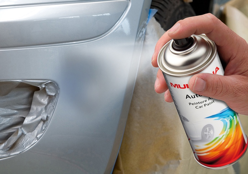 Спрей Multona Car Paint 120 Sand