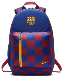 Nike FC Barcelona Stadium Kids Football Backpack BA5524 457 Blue