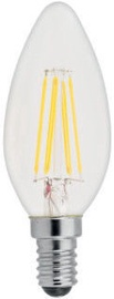 GE LED Filament Light Bulb 4W E14 93051680