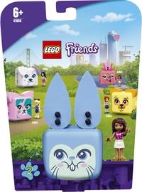Конструктор LEGO Friends Кьюб Андреа с кроликом 41666, 45 шт.