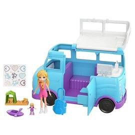 Mattel Polly Pocket Glamping Van FTP74