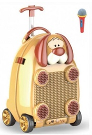 Childrens Suitcase Speaker With Microphone