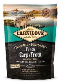 Сухой корм для собак Carnilove Adult Dog Breeds Fresh Carp & Trout 1.5kg