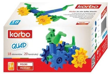 Korbo Blocks 18 Quad