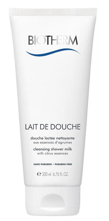 Biotherm Lait De Douche Cleansing Shower Milk 200ml