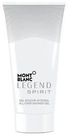 Mont Blanc Legend Spirit 150ml Shower Gel