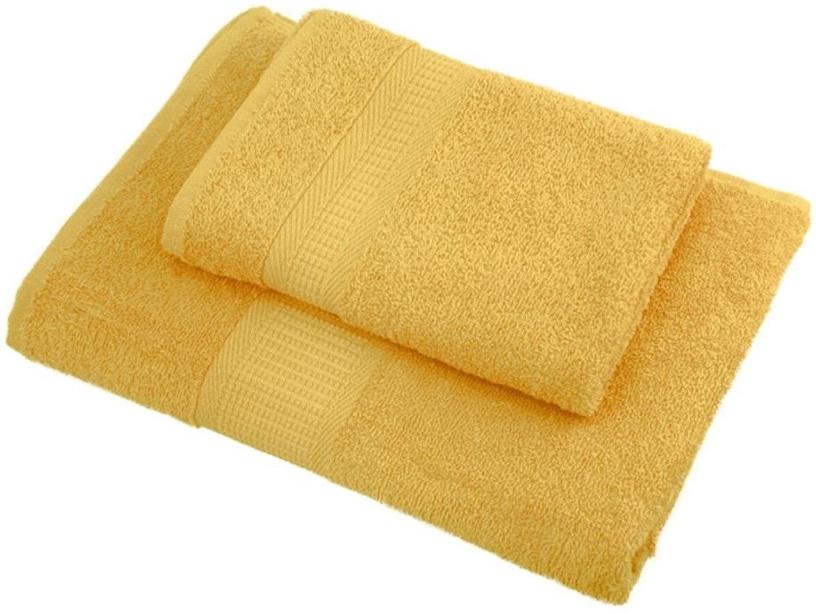 Bradley Towel 50x70cm Yellow