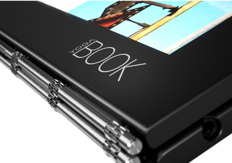 Lenovo Yoga Book 10.1 YB1-X90F 4/64GB Black