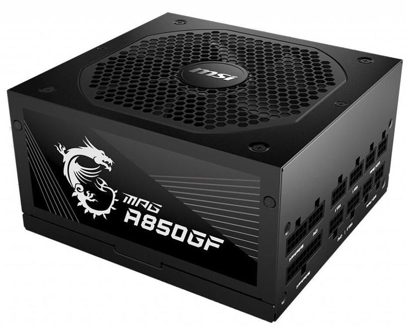 MSI MPG A850GF Power Supply 850W Black