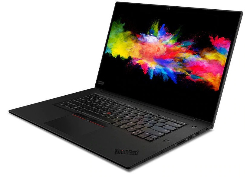 Lenovo ThinkPad P1 Gen 2 Black 20QT000DPB