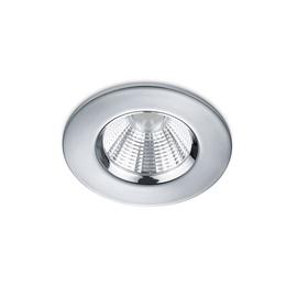 Светильник Trio ZAGROS 650710106, 5Вт, 3000°К, LED, IP65, хромовый