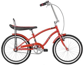 "Vaikiškas dviratis LEGRAND Kevin 11"" Red"