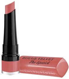 Губная помада BOURJOIS Paris Rouge Velvet The Lipstick 02, 2.4 г