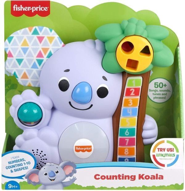 Fisher Price Counting Koala RU GRG60