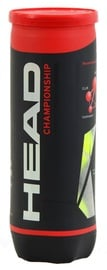 Head Championship Tennis Balls 3pcs