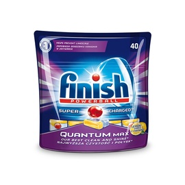 FINISH QUANTUM MAX LEMON 40 TABLETID