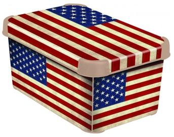 Curver Stockholm S USA Flag