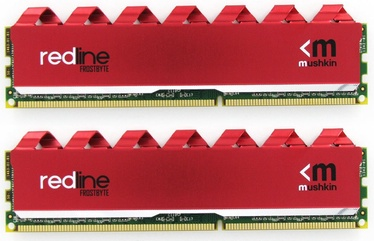 Mushkin Enhanced Redline 16GB DDR4 2666Mhz CL16 Kit Of 2 MRA4U266GHHF8GX2