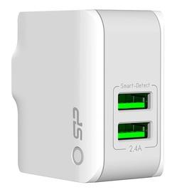 Зарядное устройство Silicon Power Boost Charger WC102P 2 USB Ports