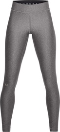 Under Armour HeatGear Womens Leggings 1309631-019 Grey L