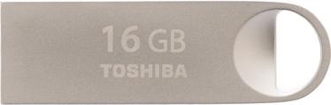 Toshiba U401 TransMemory 16GB USB 2.0 Silver