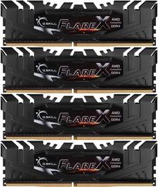 Operatīvā atmiņa (RAM) G.SKILL Flare X F4-3200C16Q-32GFX DDR4 32 GB