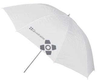 Quadralite Umbrella White Transparent 150cm