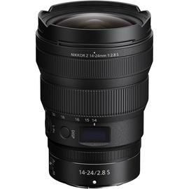 Objektīvs Nikon Nikkor Z 14-24mm f/2.8 S, 650 g