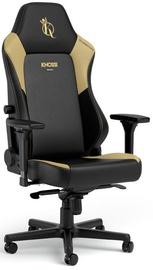 Spēļu krēsls Noblechairs Hero Knossi Edition, zelta/melna