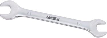 Kreator KRT501008 DBL Openend Span 20X22mm