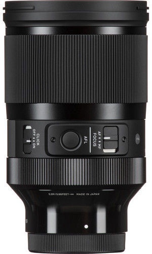 Sigma 35mm F1.2 DG DN Art for Sony
