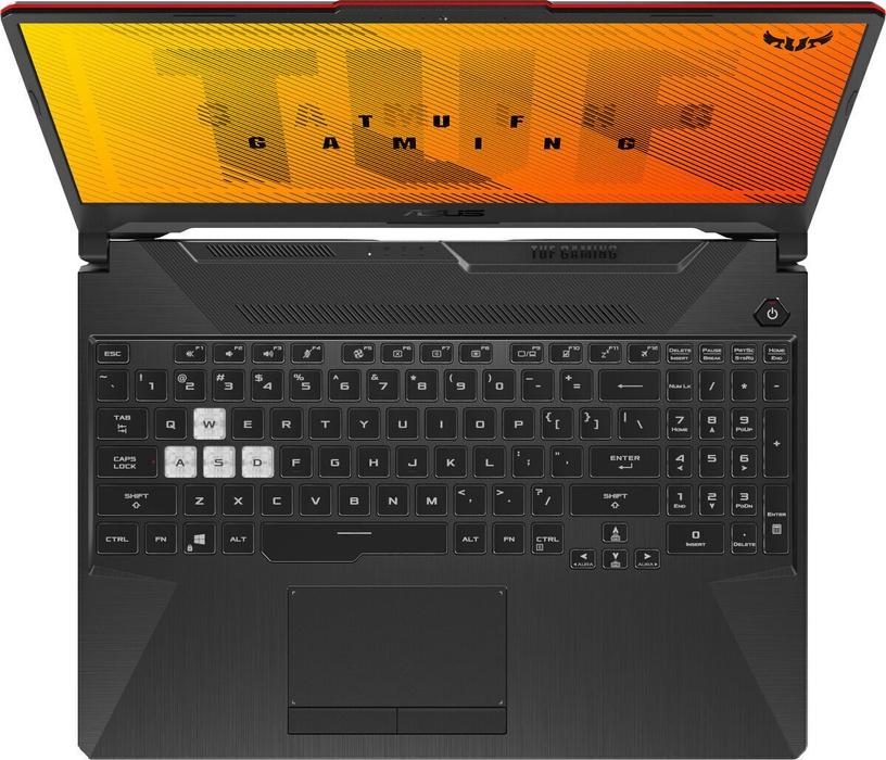Ноутбук Asus FX TUF Gaming FX506LI-HN039 Intel® Core™ i5, 8GB/4512GB, 15.6″