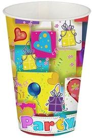 Pap Star Party Mix Glass 20cl 10pcs