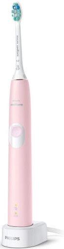 Электрическая зубная щетка Philips Sonicare Protective Clean 4300, розовый