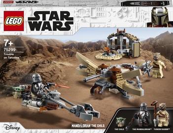 Конструктор LEGO Star Wars Испытание на Татуине 75299, 276 шт.