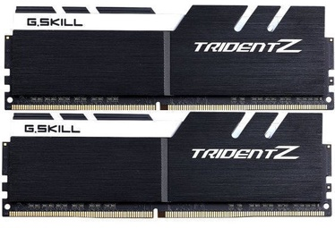 G.SKILL Trident Z Black/White 16GB 3200MHz CL14 DDR4 KIT OF 2 F4-3200C14D-16GTZKW