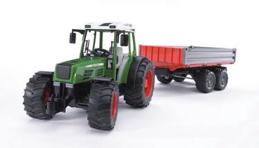 Traktorius Bruder Fendt 209S, su priekaba 02104