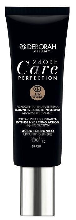 Deborah Milano 24 Hour Care Perfection Foundation SPF20 30ml 05