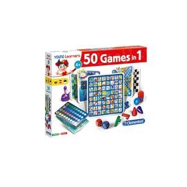 Galda spēle Clementoni 50 in 1 50538, LT/LV/EE