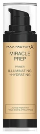 Makiažo pagrindas Max Factor Miracle Prep Illuminating & Hydrating, 30 ml