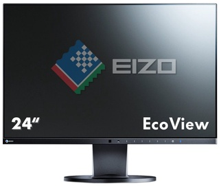 "Monitorius Eizo FlexScan EV2450 Black, 23.8"", 5 ms"
