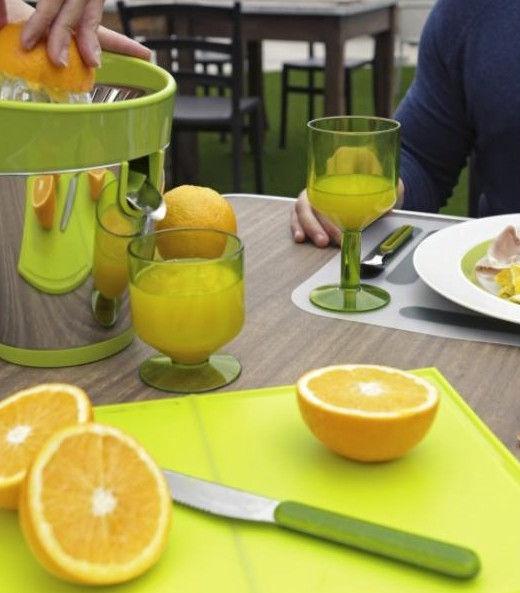 ViceVersa Tix Citrus Juicer Green 16612