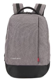 "Natec Notebook Backpack 15.6"" Black/Grey"