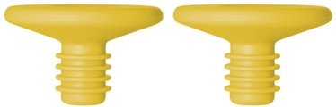 ViceVersa Wine Stoppers Yellow 2pcs