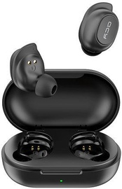 Ausinės QCY T9 Bluetooth Wireless In-Ear Black
