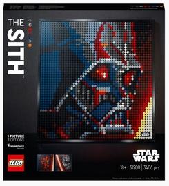 Конструктор LEGO Star Wars™ Ситхи™ 31200, 3406 шт.